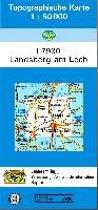 Landsberg 1 : 50 000