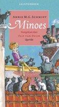 Boekomslag van 'Minoes luisterboek 3CD'