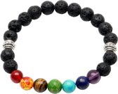 Fako Bijoux® - Buddha Armband - Chakra Reiki - Bedels