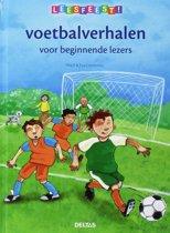 Voetbalverhalen voor beginnende lezers