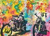 Russo, D: Easy Rider Puzzle. 1000 Teile