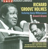 Jazz Hour With Richard Groove Holmes