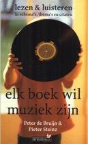 Elk Boek Wil Muziek Zijn