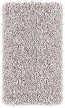 Kleine Wolke - Badmat Riva zilvergrijs 60x100 cm