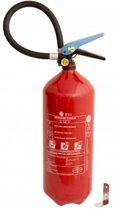 Vetbrandblusser 6 ltr schuim (inclusief 1 jaar keuring)
