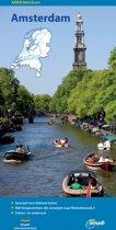 ANWB waterkaart - Amsterdam