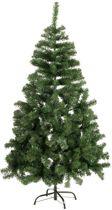Kerstboom zilverspar 120cm 280 tips