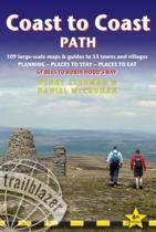 Coast to Coast Path (Trailblazer British Walking Guide)