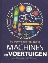 De wereld in infographics - Machines en voertuigen