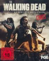The Walking Dead Staffel 8 (Blu-ray)