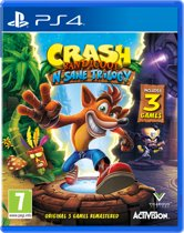 Crash Bandicoot: N. Sane Trilogy - PS4