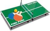 Mini tafel tennis spel