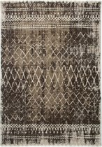 Vloerkleed Loftline 080x150 Vintage Bruin
