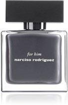 MULTI BUNDEL 2 stuks Narciso Rodriguez For Him Eau De Toilette Spray 50ml