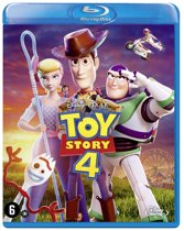 DVD cover van Toy Story 4 (Blu-ray)