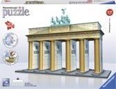 Ravensburger Brandenburger Tor- 3D puzzel gebouw - 324 stukjes