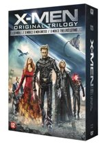 X-MEN Trilogy (1-3)