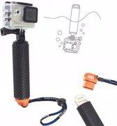 Bobber Handgrip Mount Voor Gopro Hero 5/4/3/2/1 / SJCAM - Drijver Floater Action Camera