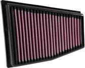 K&N vervangingsfilter Audi A4, A5 (2013). RS4, RS5 V8 4.2 2013-2015, links (33-3031)