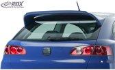 RDX Racedesign Dakspoiler Seat Ibiza 6L 3/5-deurs 2002-2008 'Big' (PUR-IHS)