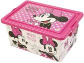 Minnie Mouse opbergbox 13L