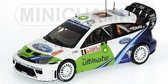Ford focus RS #4 WRC Rally Monte Carlo 2005