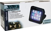 TV simulator tegen inbraak