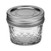 Ball quilted crystal jelly (4oz) | 12 stuks .