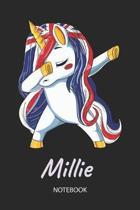 Millie - Notebook