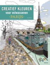 Creatief kleuren voor volwassenen Parijs