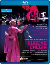 Eugen Onegin, Paleau De Les Arts Va