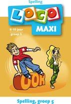 Maxi Loco: Spelling Groep 5, D