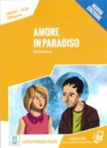 Amore in paradiso (letture livello A1-A2) libro + cd-audio