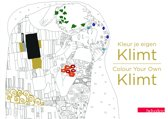 Kleur je eigen Klimt / colour your own Klimt