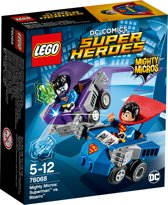 LEGO Super Heroes Mighty Micros Superman vs. Bizarro - 76068