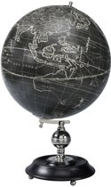 Wereldbol Vaugondy 1745, Black