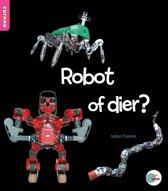 In de ROOS - Robot of dier?