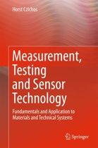 Measurement, Testing and Sensor Technology
