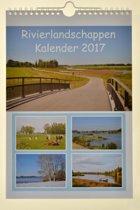 Rivierlandschappen Kalender 2017