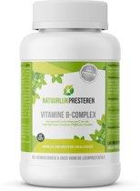 Vitamine B-complex (60 caps) | P5P, Quatrefolic® Folaat, B12 (methyl- en adenosylcobalamine)