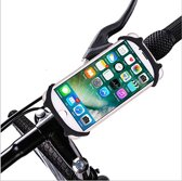 Flexible Universele telefoonhouder voor de fiets / smartphone houder / schokbestendig / voor elk stuur