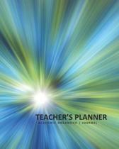 Teacher's Planner: Academic Organizer - Journal