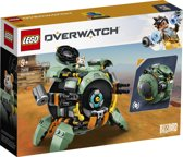 LEGO Overwatch Wrecking Ball - 75976