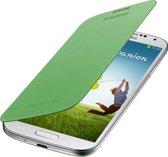 Samsung Flip Cover voor de Samsung Galaxy S4 Mini - Groen
