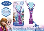 Frozen Recording Microphone