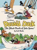 Carl barks library (19): donald duck: the black pearls of tabu yama