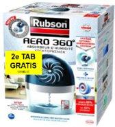 Rubson AERO 360 + gratis tab Vanille 450 gr