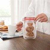 Hiden | Hersluitbare Voedsel Zakken - Keuken & Eten | 3 stuks