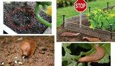 ProGarden - Slakkenkorrels - Natuurlijk product - Niet giftig voor huisdieren/kinderen/planten - 500 gram - Slakkenvallen - Slakkenbestrijder - Anti-slakken - Lokmiddel slakken - Tegen slakken - Slakken verjager -