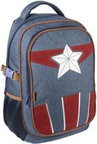Marvel Avengers - Captain America - Rugzak jongens - 47x31x24cm